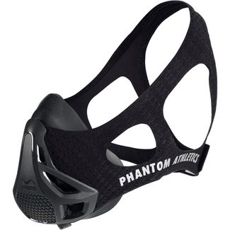 Phantom Athletics PHANTOM MASKE Trainingsmaske schwarz/grau
