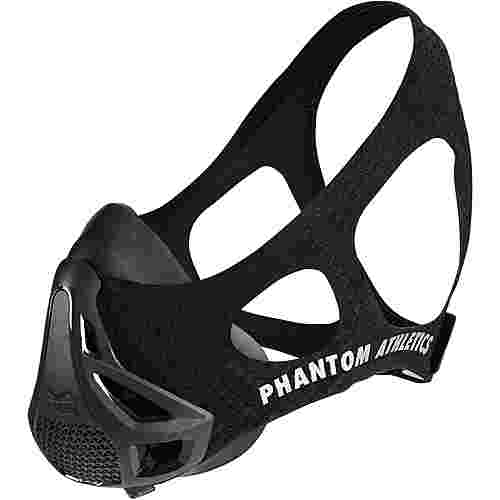 Phantom Athletics PHANTOM MASKE Trainingsmaske schwarz/grau