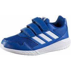 adidas AltaRunCF Hallenschuhe Kinder blue