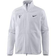 Nike Rafa Australien Open Trainingsjacke Herren white-dk grey heather