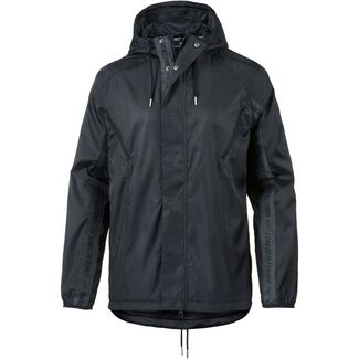Under Armour SC30 Windbreaker Herren black-stealth grey