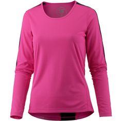 ASICS Laufshirt Damen pink glow