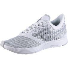 Nike ZOOM STRIKE Laufschuhe Damen white-wolf-grey