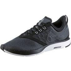 Nike ZOOM STRIKE Laufschuhe Herren black-dark-grey-anthracite-white
