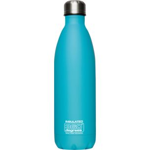 360° degrees Soda Isolierflasche pastel blue