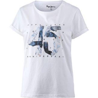 Pepe Jeans T-Shirt Damen optic white