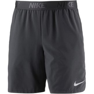 Nike Flex Funktionsshorts Herren black-mtlc-hematite