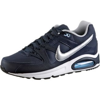 Nike AIR MAX COMMAND Sneaker Herren obsidian-metallic silver