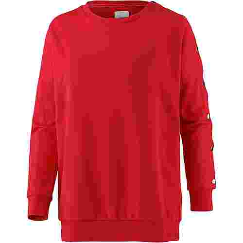 Only Longsweat Damen aurora red