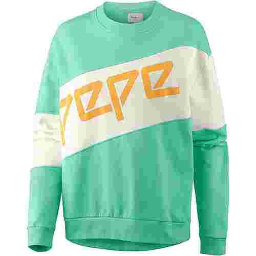 Pepe Jeans Sweatshirt Damen turquoise