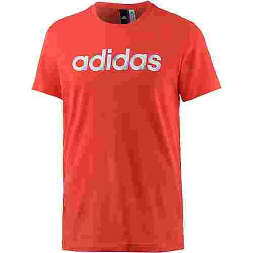 adidas T-Shirt Herren hi-res red