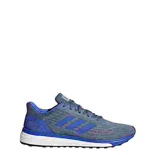 adidas Response Laufschuhe Herren Hi-Res Blue/Hi-Res Blue/Ftwr White