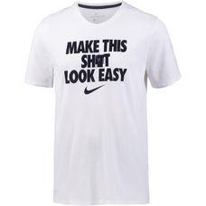 Nike T-Shirt Herren white