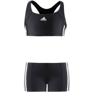adidas Bikini Set Kinder black