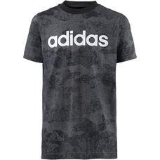 adidas T-Shirt Kinder grey-four
