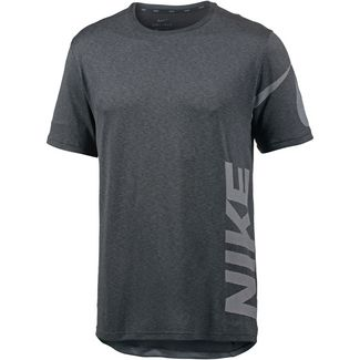 Nike Breathe Dry Funktionsshirt Herren black-anthracite-white