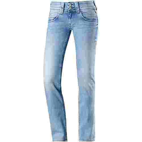 Pepe Jeans Straight Fit Jeans Damen denim