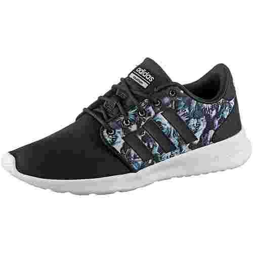 adidas CF QT Racer Sneaker Damen core black flower