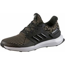 adidas Rapida Run Knit Youth Laufschuhe Kinder core-black
