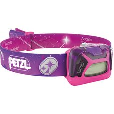 Petzl Tikkid Stirnlampe LED rosa