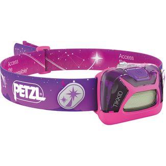 Petzl Tikkid Stirnlampe LED Kinder pink