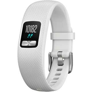 Garmin Vivofit 4 Fitness Tracker white