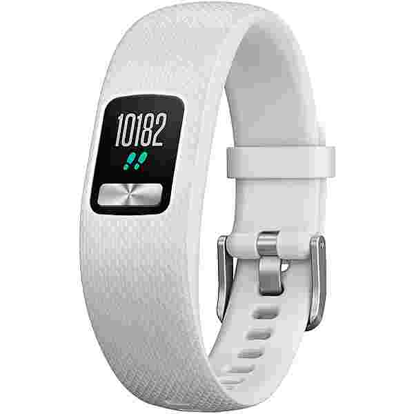 Garmin Vivofit 4 Fitness Tracker white