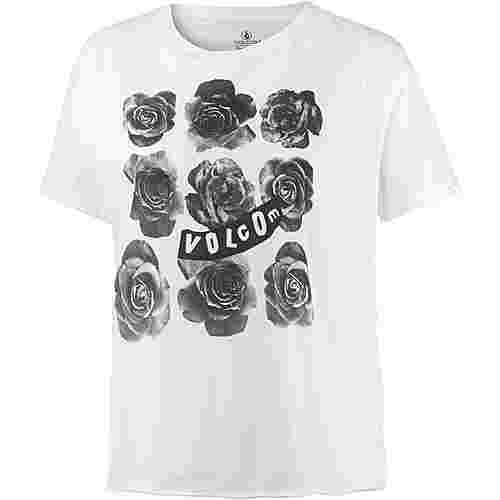 Volcom MAIN STAGE T-Shirt Damen WHITE