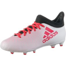 adidas X 17.3 FG J Fußballschuhe Kinder grey