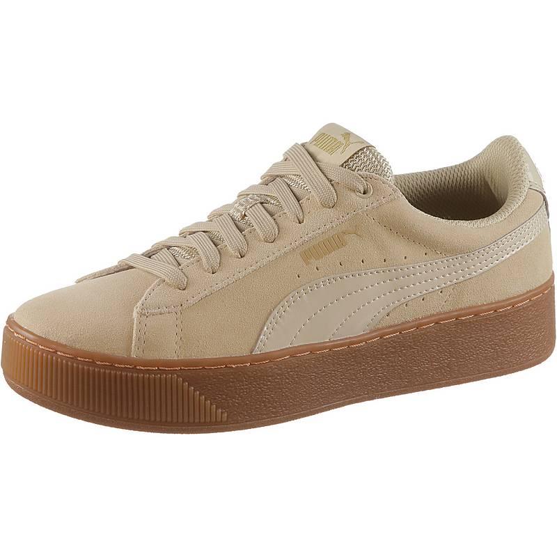 puma vikky platform sneaker