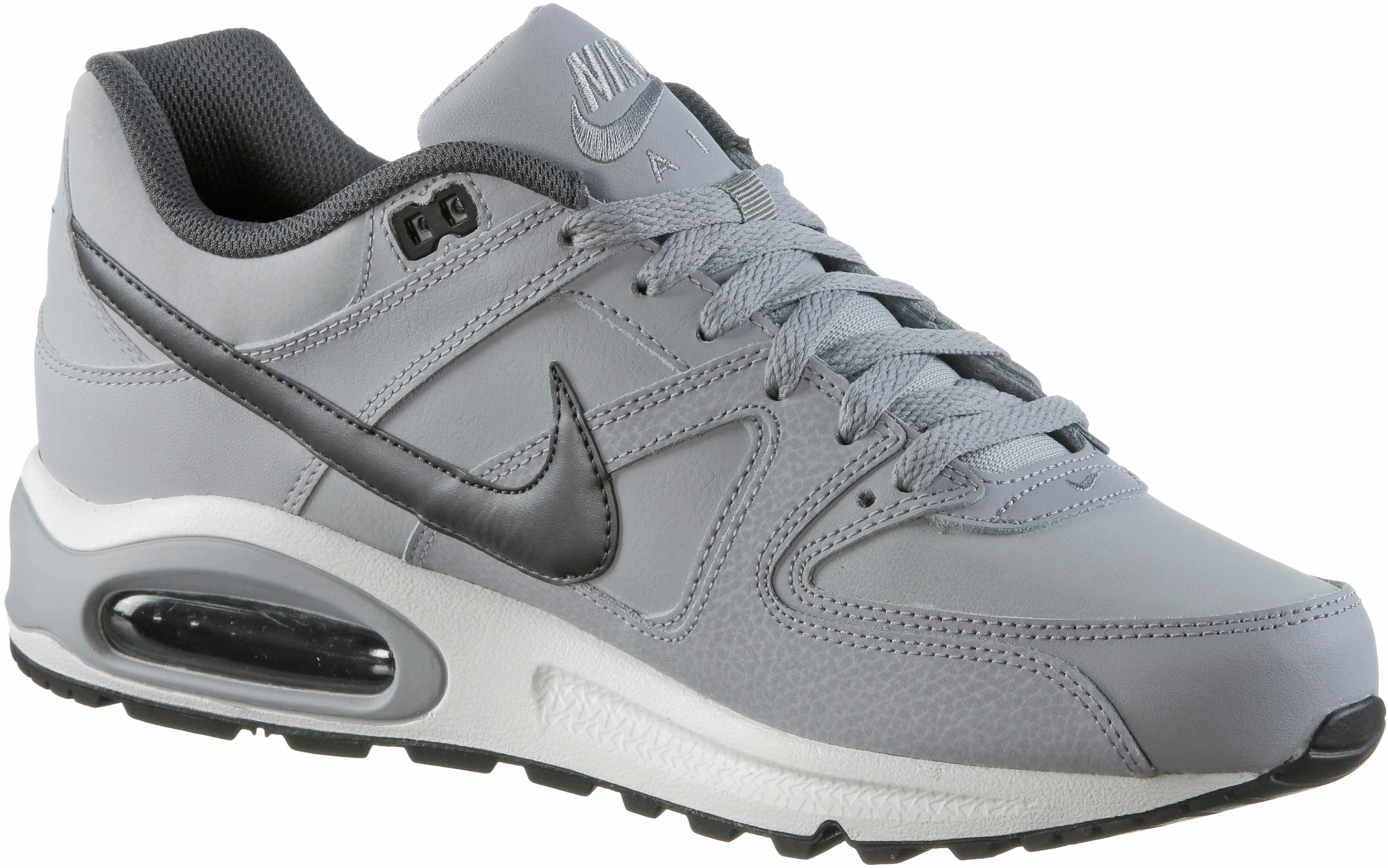 Nike AIR MAX COMMAND Turnschuhe Herren obsidian-metallic Silber von im Online Shop von Silber SportScheck kaufen Gute Qualität beliebte Schuhe 3701d9