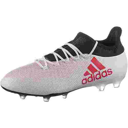 adidas X 17.2 FG Fußballschuhe Herren grey