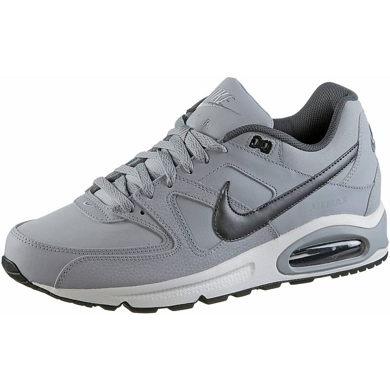 newest fe129 136cf ... Damen Schuhe Nike AJ Sneakers C35t2980,. NikeAIR MAX COMMAND  SneakerHerren wolf greymtlc dark grey