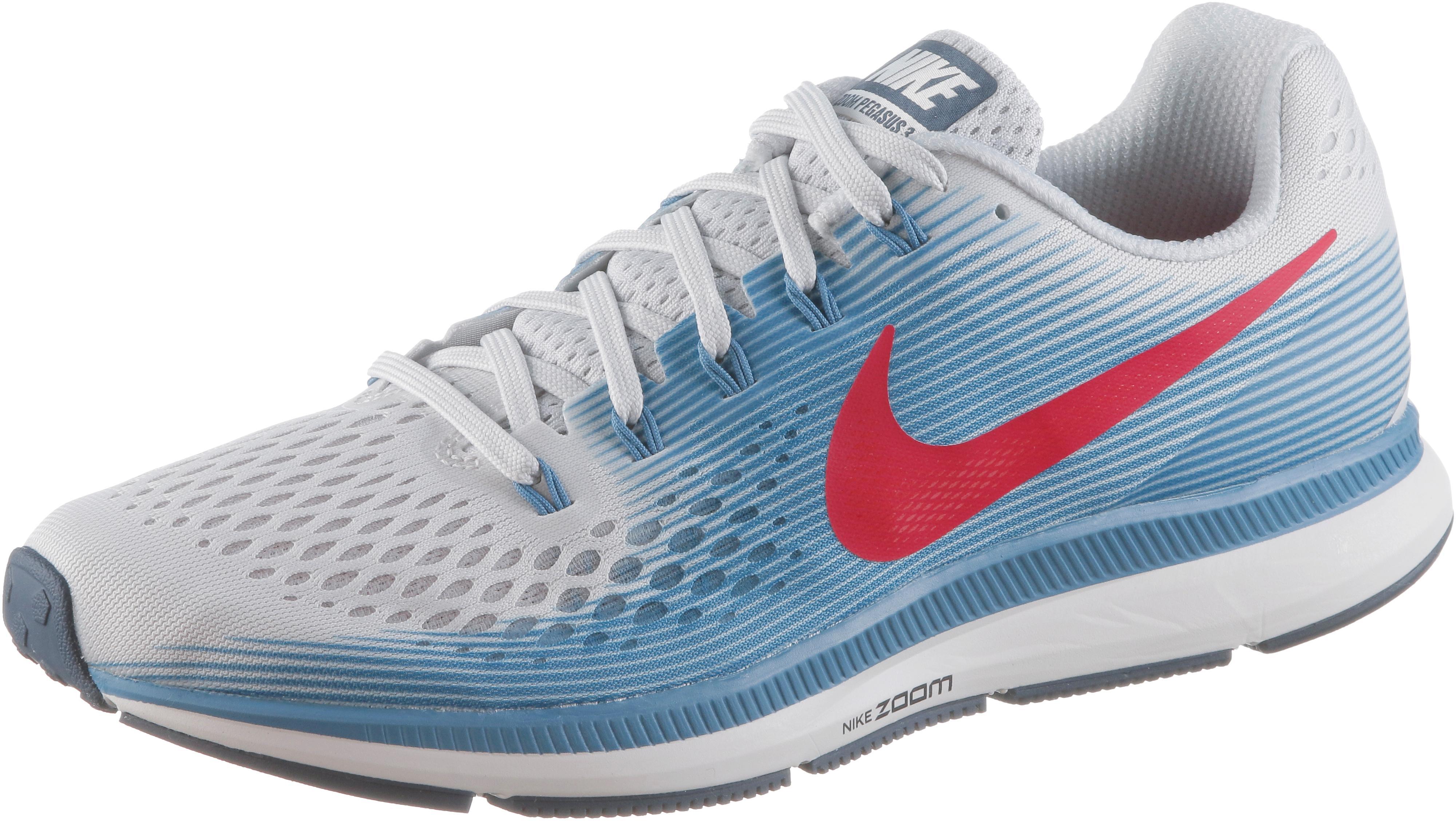 Nike AIR ZOOM PEGASUS 34 Laufschuhe Herren vast-grey-universitiy-red-aegea  im Online Shop von SportScheck kaufen