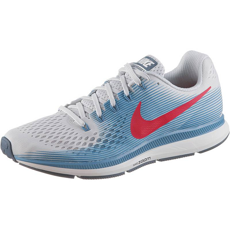 huge selection of b378a c23b0 Nike AIR ZOOM PEGASUS 34 Laufschuhe Herren vast-grey-universitiy-red-aegea