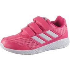 adidas AltaRunCF Hallenschuhe Kinder real-pink