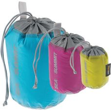 Sea to Summit Stuff Sack Packsack lime-berry-blue