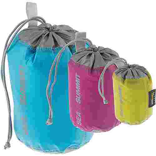 Sea to Summit Stuff Sack Packsack lime-berry-blue