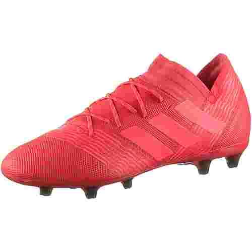 adidas NEMEZIZ 17.2 FG Fußballschuhe Herren real coral