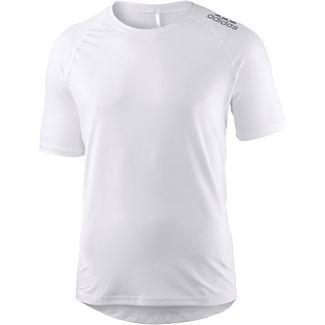 adidas Alphaskin Sport Kompressionsshirt Herren white