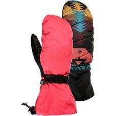 Picture INUVIK Snowboardhandschuhe Damen Neon Coral
