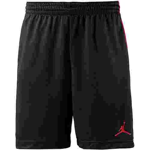 Nike Shorts Herren black-black-gym red