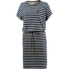 Naketano BLAUES LICHT Kurzarmkleid Damen stripe-hype