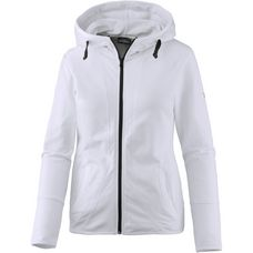 VENICE BEACH Lisana Sweatjacke Damen white