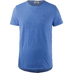 Tommy Jeans T-Shirt Herren nautical blue