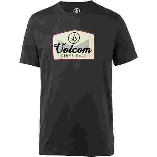 Volcom CRISTICLE T-Shirt Herren BLACK