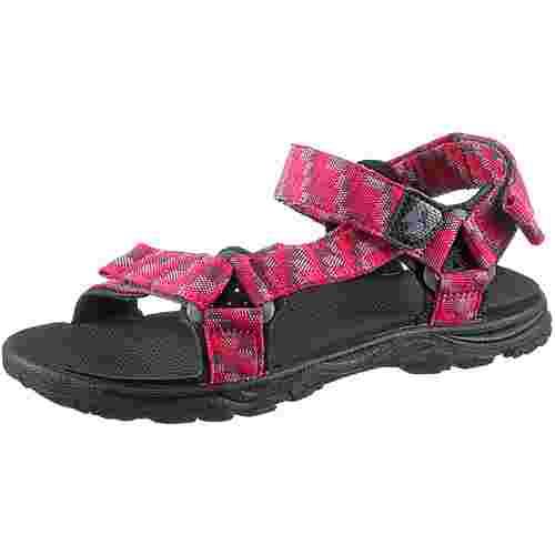 Jack Wolfskin Seven Seas Sandalen Kinder tropic-pink
