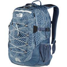 The North Face Borealis Classic Daypack shady blue bandana print-shady blue