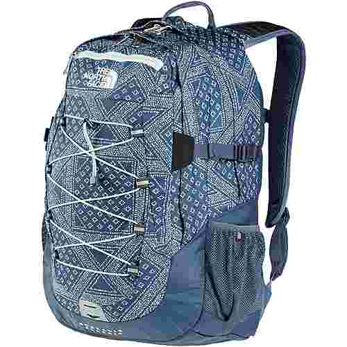 The North Face Borealis Classic Daypack shady blue bandana print-shady blue
