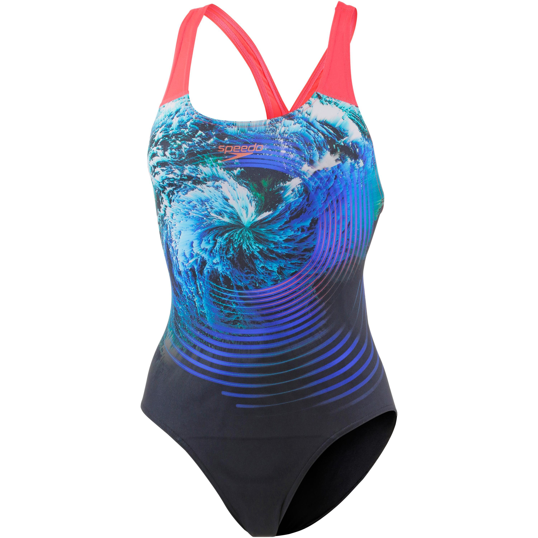 SPEEDO StormFlow Digital Schwimmanzug Damen